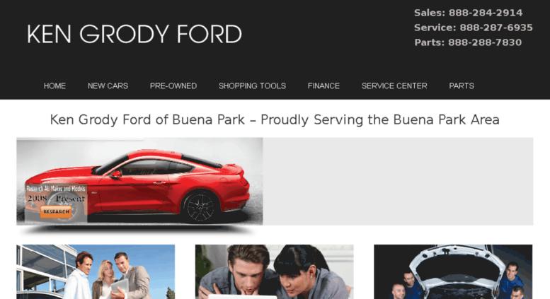 Ken Grody Ford Buena Park >> Access Shopping Kengrodyfordorangecounty Com Ken Grody Ford