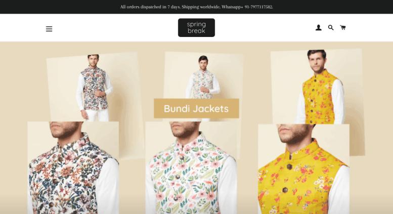 Access shopspringbreak com  Online Clothing for Women in