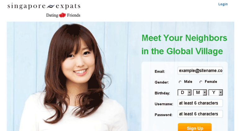 Singapore Expat Dating Etiquette - Singapore Expats Guide
