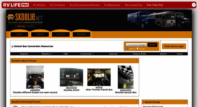 Access skoolie net  School Bus Conversion Resources