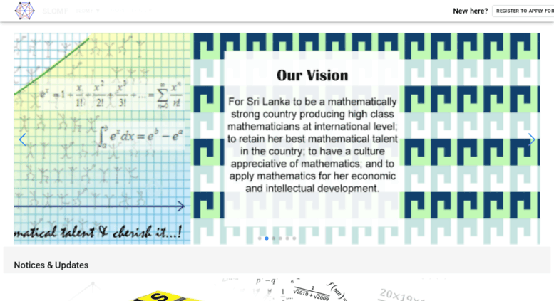 Access slmathsolympiad org  Sri Lanka Olympiad Mathematics