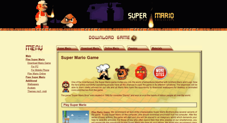 mario games free online play without downloading