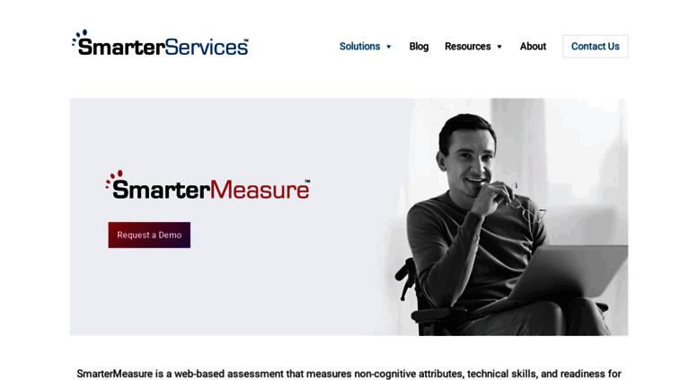 smartermeasure assessment