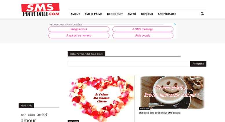 Access Sms Pour Direblogspotcom Message Et Sms Pour Dire
