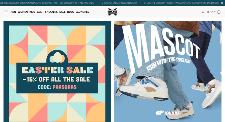 online store ea0d8 10969 sneakerbaas.com screenshot