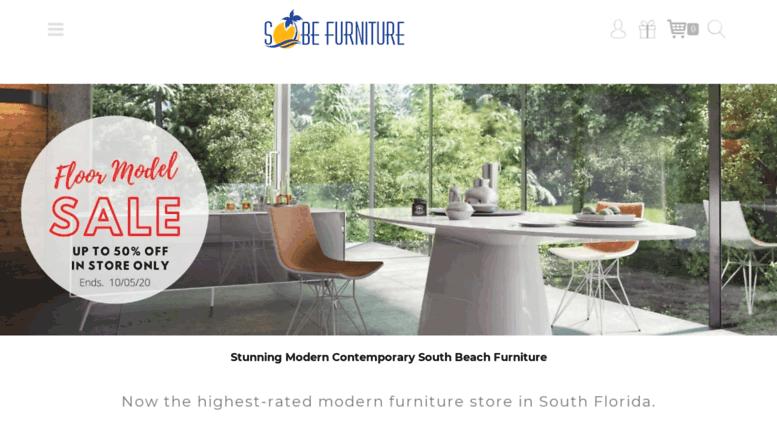 Access Sobefurniture Com Modern Furniture Stores Near Me