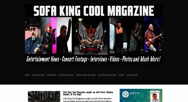Access Sofa King Cool Magazine Com Sofa King Cool Magazine