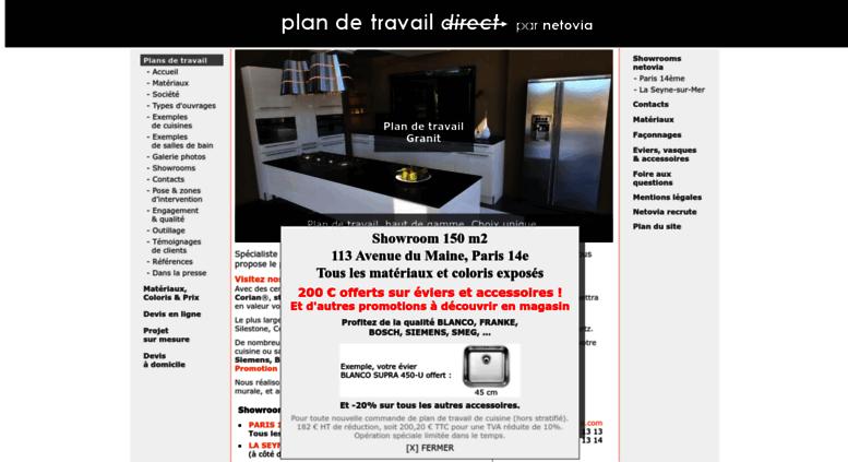 access solid plan de travail cuisine sur mesure plan de travail granit quartz. Black Bedroom Furniture Sets. Home Design Ideas