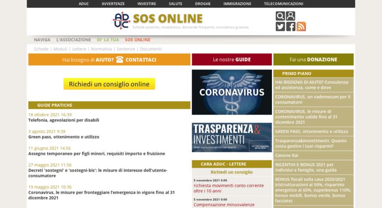 Access Sosonlineaducit Aduc Sosonline