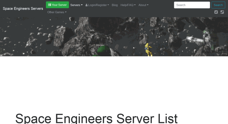Access Space Engineerscom Space Engineers Server List Space