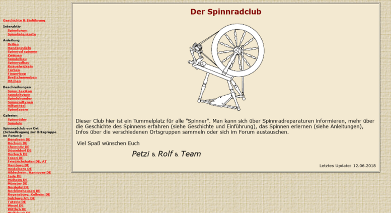 Spinnradclub Forum • Thema anzeigen Strickanleitung