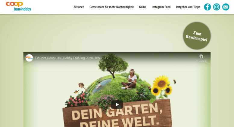 Access Springbauundhobbych Coop Bauhobby Verschenkt 1000 Velos