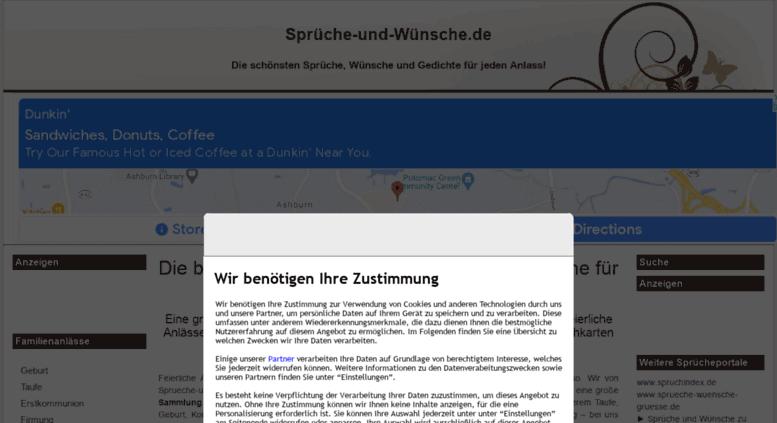 Access Sprueche Und Wuensche De Sprüche Gedichte Und Glückwünsche