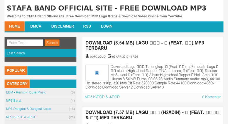 Download free music stafa band. Stafaband free download mp3.