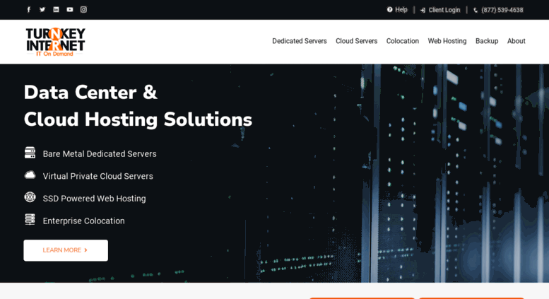 Access static turnkeyvps com  Cloud Hosted Servers - Virtual