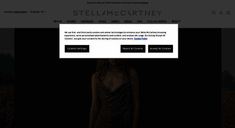 Access . Stella McCartney Designer RTW