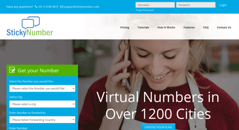 Access stickynumber co uk  UK Virtual Number, Virtual Phone Number