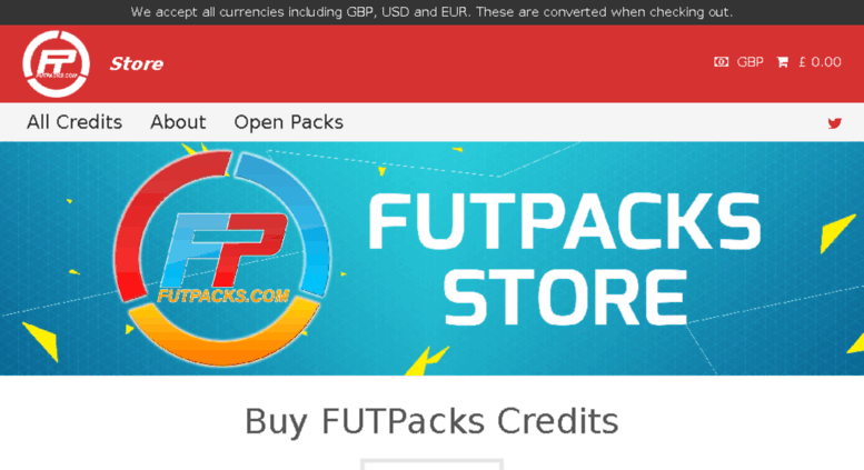 Futpacks Com