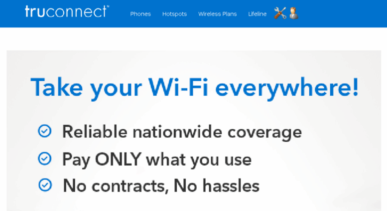 Access store truconnect com  Mobile Phone Deals | 4G LTE WiFi