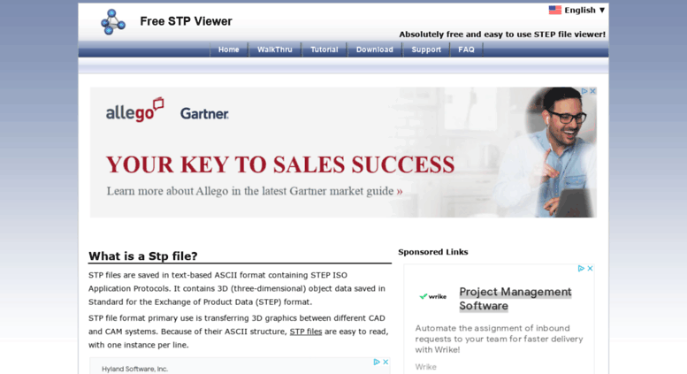 Access stpviewer com  FREE Step file Viewer - STP Viewer 2 3