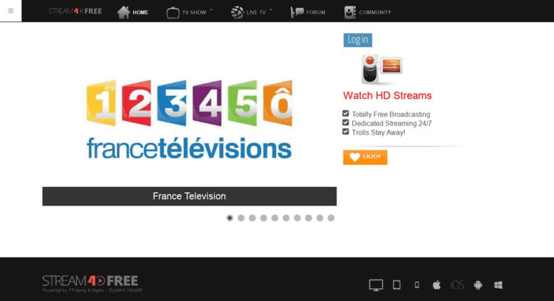 Stream 4 Free