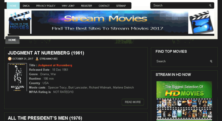 best movies site to stream