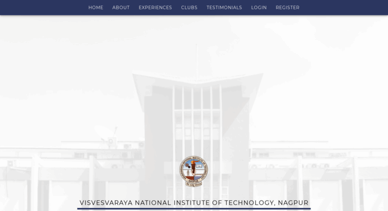 Access studentportal vnit ac in  Student Portal