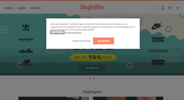 Sneakers. Streetwear. Graffiti. | STYLEFILE ONLINE SHOP