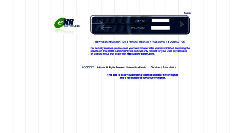 Access sub2 i-admin com  i-Admin Portal Login Page