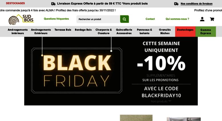 Access Sud Bois Fr Sud Bois Direct Scierie Terrasse