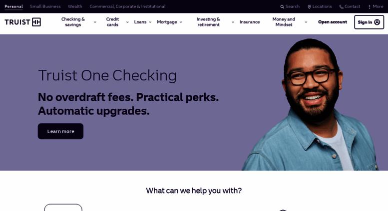 Access suntrust com  SunTrust Bank | Personal, Mortgage and