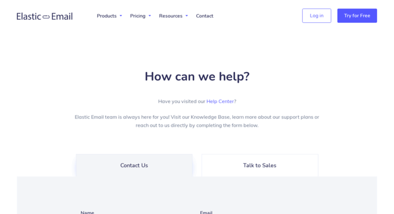 Elastic Email Review- elastic email support