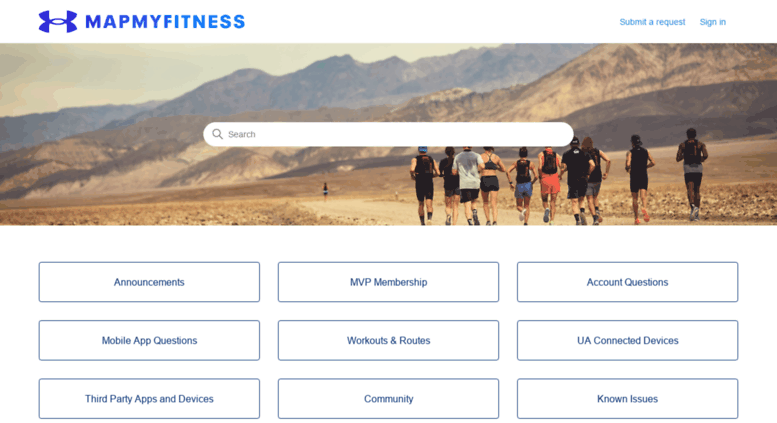 Access support.mapmyfitness.com. MapMyFitness Help & Support on iphone maps app, jawbone up app, pinterest app, daily leg workout app, pact app, measure stress app, dd buddy app,