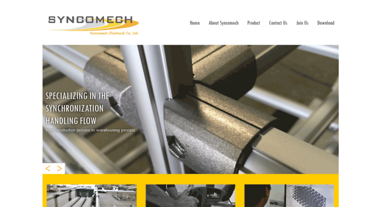 Access syncomech com  Pipe and Joint Thailand, Green Frame Thailand