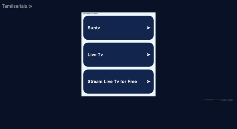 Access tamilserials tv  Tamil Serials TV - Watch Tamil serial dramas