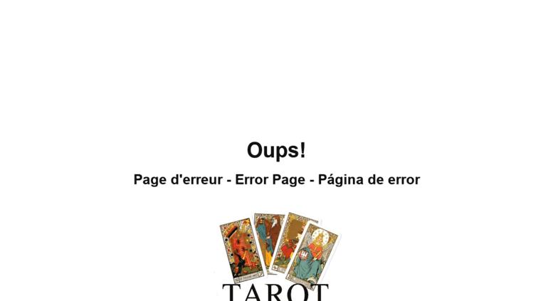 Access tarot-denis-lapierre.com. Tarot-denis-lapierre.com - Tarot ... 192c83cff04b