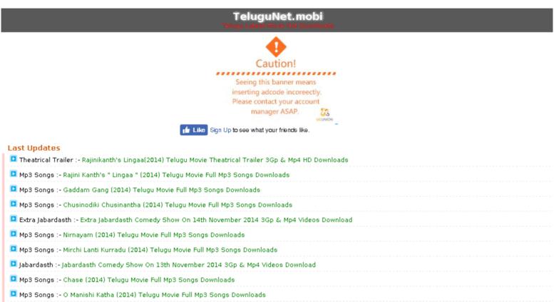 Access telugunet wap-ka com