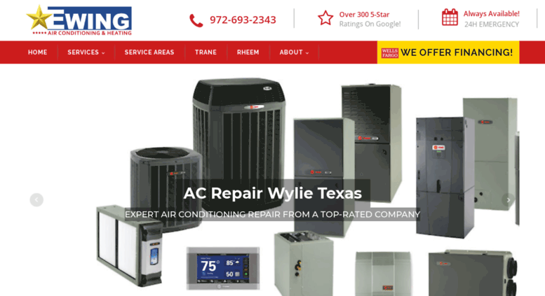 Access Texas Air Conditioning Repair Com Ac Repair Wylie