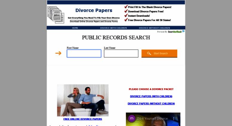 the-divorce-source.com screenshot