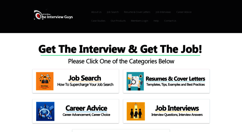 Access Theinterviewguys The Interview Guys