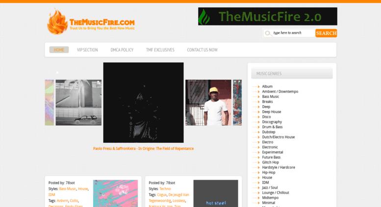 Access themusicfire com  TheMusicFire com – Download Free