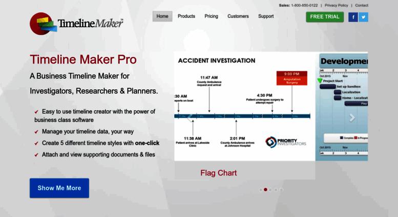 access timelinemaker com timeline maker pro chosen by