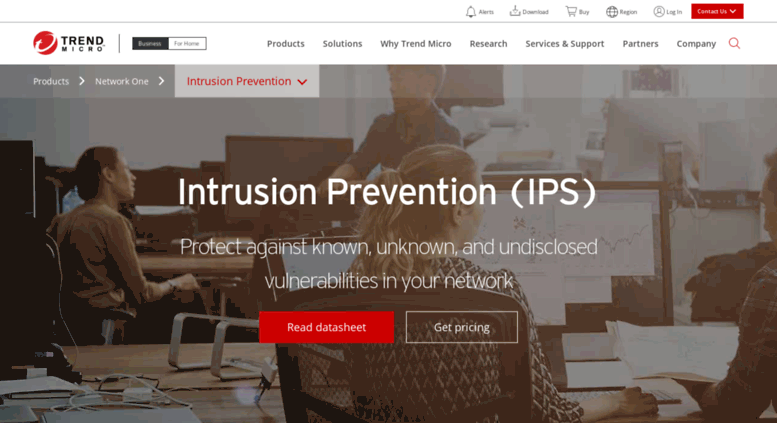 Access tippingpoint com  Enterprise Intrusion Prevention (IPS