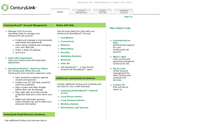 Centurylink Net Login >> Access Tools Centurylink Net Qwest Net