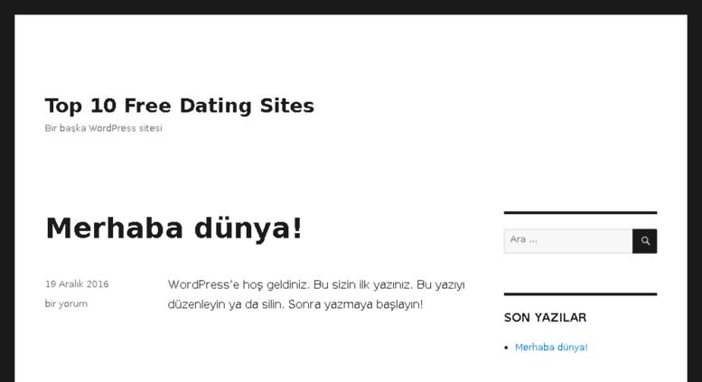 gratis online dating voor dames