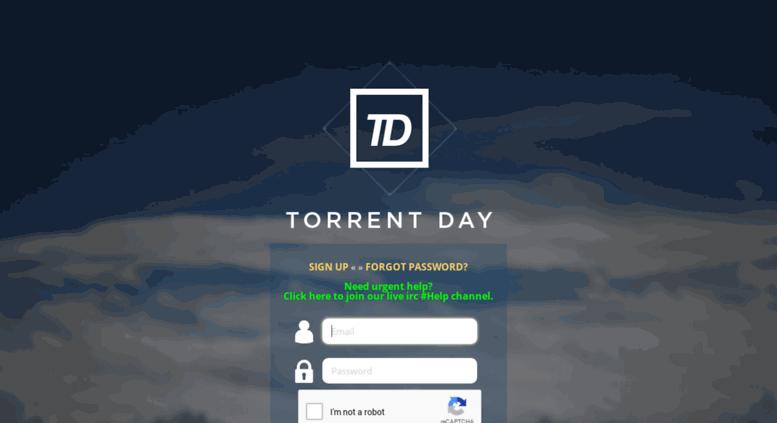 torrentday invite