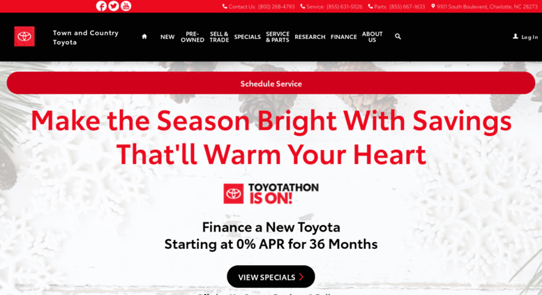 Town And Country Toyota >> Access Townandcountrytoyota Com Town And Country Toyota