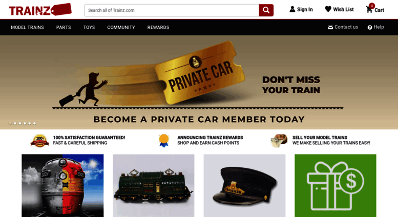 Access trainz com  Lionel Trains | MTH Train Sets | Model Trains for