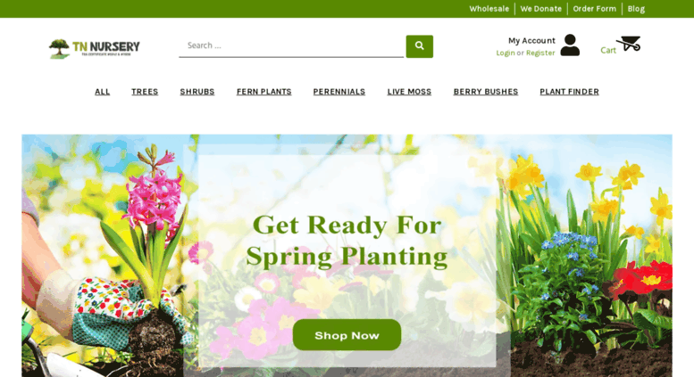 Access Treesforonline Garden Delights Online Plant
