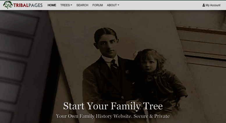 access tribalpages com family trees genealogy tree free family